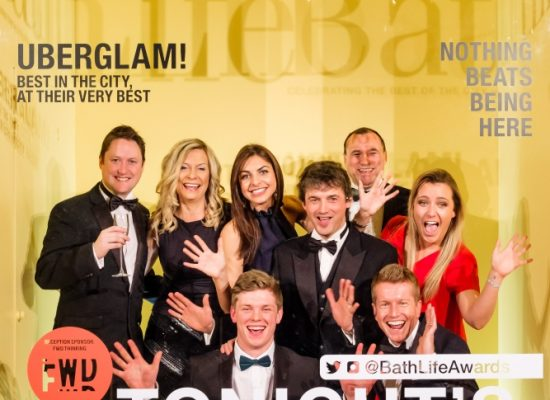 Bath Life Awards – Coverstar!